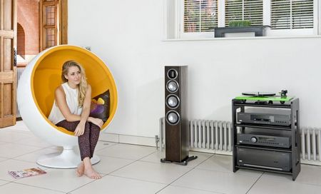 Monitor Audio GOLD 200 описание
