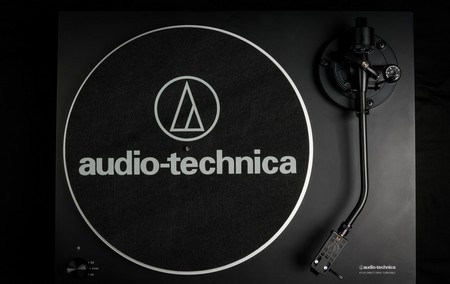 audio-technica-at-lp5x фото