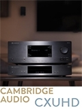 Cambridge Audio CXUHD получает HDR10 + и поддержку телевизоров Sony Dolby Vision