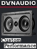 Dynaudio Custom Performance: эргономичная линейка инсталляционной акустики