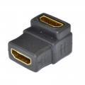 Переходник Mt-Power HDMI FEMALE TO FEMALE ADAPTOR Right Angel Type