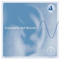 Clearaudio TRACKABILITY TEST RECORD 180 GR LPT 43039