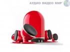 Комплект акустики Focal Pack Dome 5.1 Imperial red