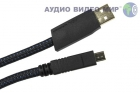 USB кабель ADL Formula 2-mB 1.2 m (A-mini B type)
