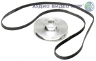 Pro-Ject Pulley-kit 60HZ 78RPM