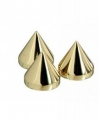 Custom Design Isolation Cones Gold