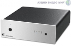 Расширитель аудио входов Pro-Ject SWITCH BOX S SILVER