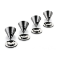 Dali Adjustable Cones Black Chrome
