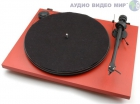 Проигрыватель винила Pro-Ject ESSENTIAL II PHONO USB OM5e MATT RED