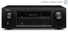 AV Ресивер DENON AVR-X520BT Black