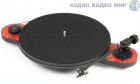 Проигрыватель винила Pro-Ject Elemental Phono USB OM5e Red-Black
