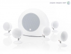 Комплект акустики Morel SOUNDSPOT MT-1 High Gloss White
