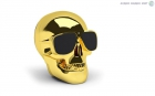 Акустика Jarre AeroSkull nano Chrome Gold