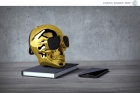 Акустика Jarre AeroSkull XS+ Chrome Gold
