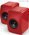 Акустика Kef LS50 Racing Red