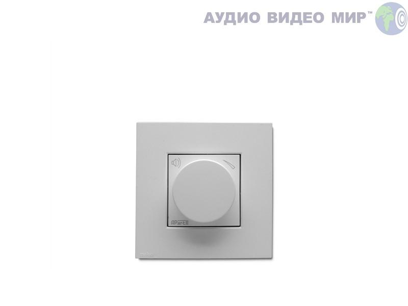apart Регулятор громкости Apart N-VOL10K-W White