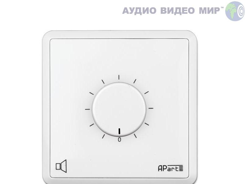 apart Регулятор громкости Apart E-VOL120 White
