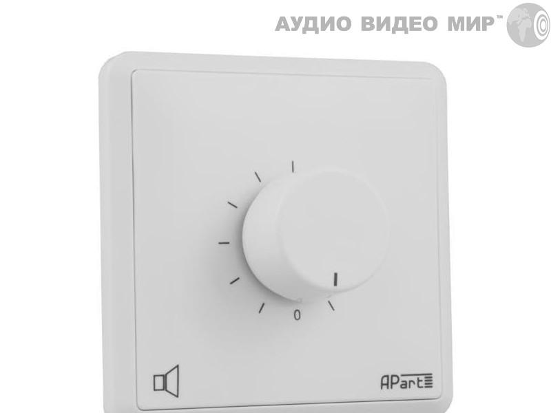 apart Регулятор громкости Apart E-VOL20 White