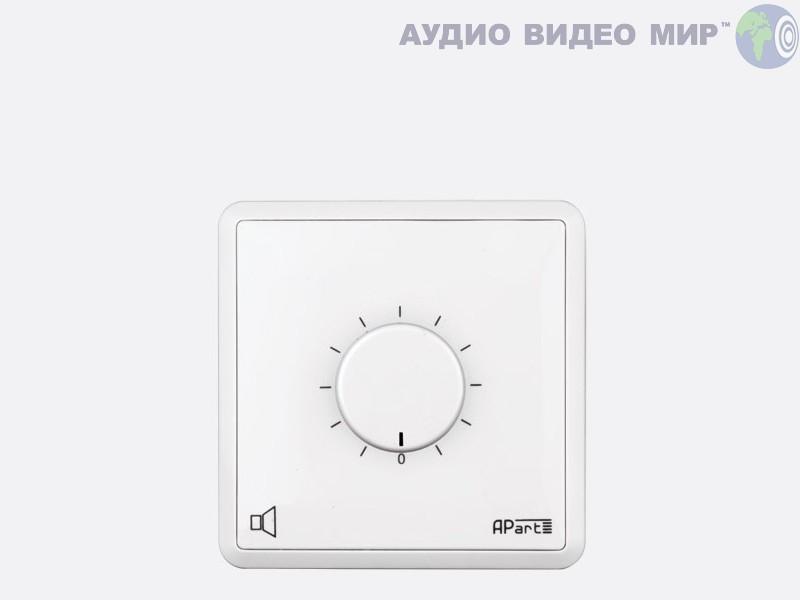 apart Регулятор громкости Apart E-VOL40 White