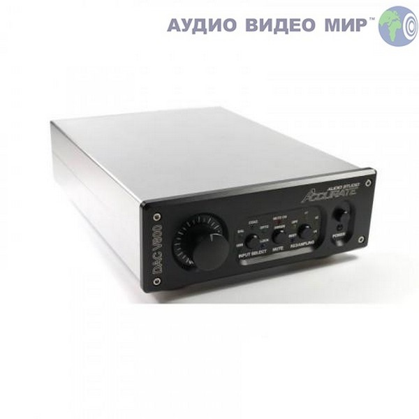 accurate audio ЦАП Accurate Audio DAC V800 Silver