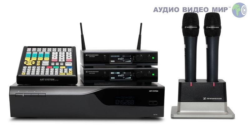 ast Караоке система AST-50 VIP