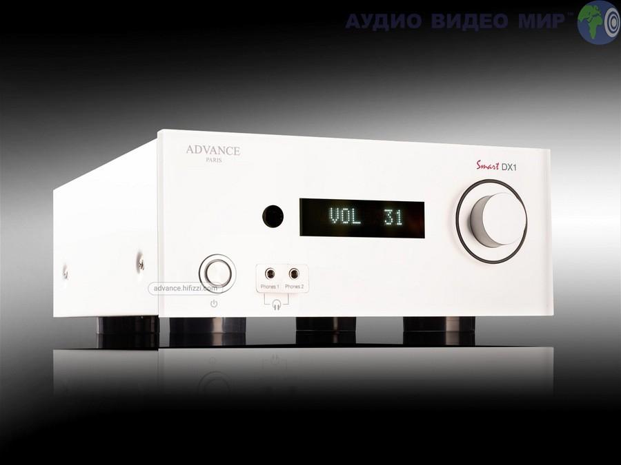 advance acoustic ЦАП Advance Paris DX1
