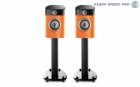 Акустика Focal Sopra 1 Electric Orange