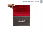 Минисистема Marshall Stockwell Black with Case