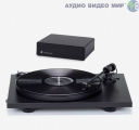 Комплект Pro-Ject Primary OM 5E Black + Phono Box E BT Black