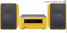Минисистема Onkyo CS-265 Yellow