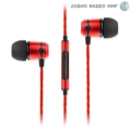 Наушники SoundMagic E50C Black Red