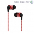 Наушники SoundMagic E80 Black Red