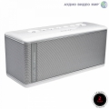 Акустика RIVA Turbo X Premium Wireless Bluetooth Speaker White-Silver