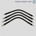 Перемычки VooDoo Cable Renaissance Jumpers Set of 4 12in