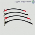 Перемычки VooDoo Cable Evolution Jumpers Set of 4 10in