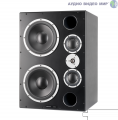 Студийный монитор Dynaudio M3VE Bi-amped - Main Monitor Left