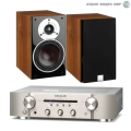 Стерео комплект Dali Zensor 3 Light Walnut+Marantz PM6006 Silver Gold