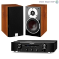 Стерео комплект Dali Zensor 3 Light Walnut+Marantz PM6006 Black