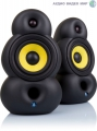 Акустика PodSpeakers MiniPod Bluetooth Black Matte 1 set