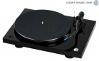 Проигрыватель винила Pro-Ject DEBUT III S Audiophile Black Pick it 25A