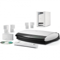 Домашний кинотеатр Bose Lifestyle 48 Home Entertainment System WhiteSilver