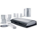 Домашний кинотеатр Bose Lifestyle 38 Home Entertainment System WhiteSilver