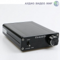 Усилитель FX-Audio FX-502A Black