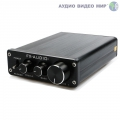 Усилитель FX-Audio FX-502E Black