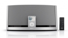 I-Pod Bose SoundDock 10 Digital Music System  Bluetooth link Silver