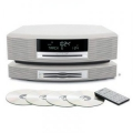 CD чейнджер Bose Wave Music System 3 CD changer White