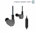 Наушники Knowledge Zenith ZS6 Grey Mic