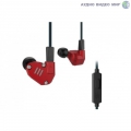 Наушники Knowledge Zenith ZS6 Red Mic