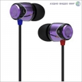 Наушники SoundMagic E10 Purple Black