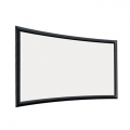 Экран Adeo Plano Curved Velvet Reference White 217x129 (200x112), 16:9